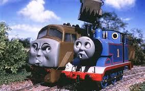 thomas tank engine evil evil