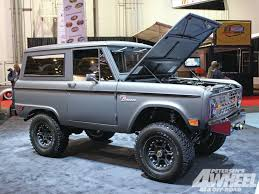 icon bronco vwvortex com the convertible open air truck thread broncos