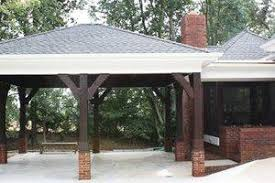 How To Build A Wood Awning Over A Deck 2017 Carport Construction Costs Price To Build A Patio Cover