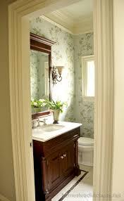 Vanity Powder Room Powder Room Vanities Powder Room Traditional With Cherry Vanity