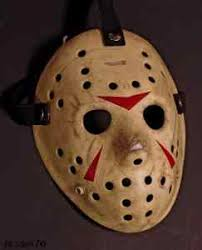 Jason Voorhees Mask Gift Guide Handmade Friday The 13th Replica Mask