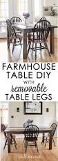 best 25 farmhouse table legs ideas only on pinterest kitchen