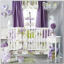 Purple And Aqua Crib Bedding Aqua And Purple Baby Bedding Beds Home Design Ideas