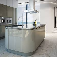 High Gloss Acrylic Kitchen Cabinets by Top 25 Best High Gloss Kitchen Doors Ideas On Pinterest White