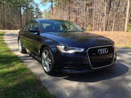 my audi 2014 audi a6 surprised by four auto trends magazine