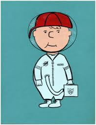 charlie brown snoopy crewmen apollo space