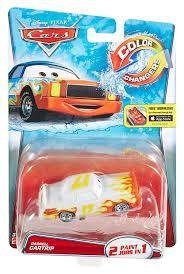 amazon com disney pixar cars color changers darrell cartrip