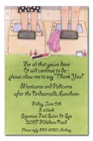 bridesmaids brunch invitations bridesmaids luncheon invitations lovetoknow
