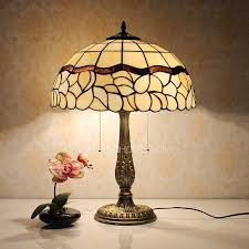 Wrought Iron Table Lamps Tiffany Table Lamps Golden Wrought Iron Base 22 H For Bedroom