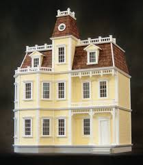 newport dollhouse kit projects to try pinterest dollhouse