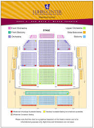 chicago theater floor plan luhrs center seating chart luhrs center official site