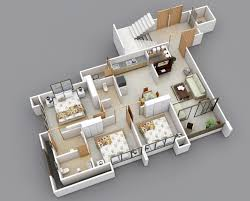 simple 3 bedroom house plans 25 three bedroom house apartment floor plans