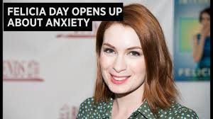 what is felicia day s hair color how felicia day balances art and business