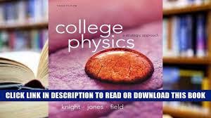 ebook full college physics a strategic approach 3rd edition