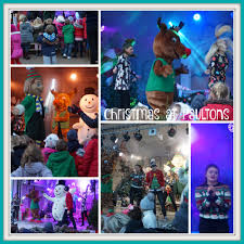 a magical winter wonderland with christmas at paultons park