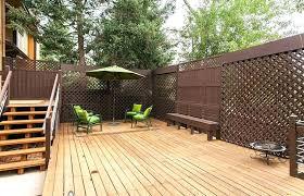 lattice railing for deck black lattice deck railing diy lattice