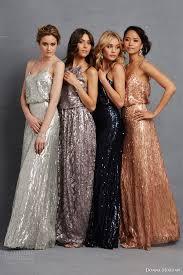 metallic gold bridesmaid dresses best 25 metallic bridesmaid dresses ideas on glitter