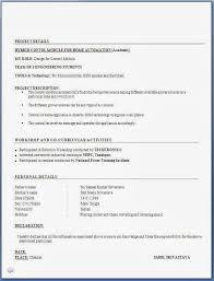 resume format for students doc technology fresher resume sample