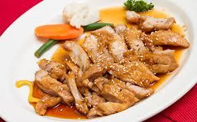 Main Dish Vegetables - 36 two kiku teppanyaki set menu meals including appetiser soup