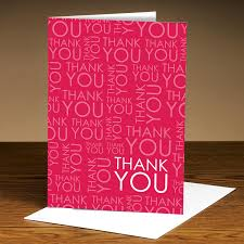 thank you 25 pack greeting cards appreciation