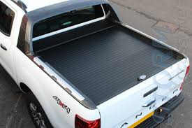 Ford Ranger Truck Bed Cover - ford ranger wildtrak 2012 onwards t6 armadillo roll top cover