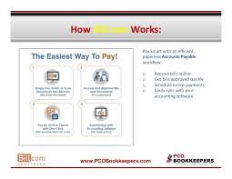 way bills online bill com presentation
