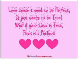 Perfect Love Quote by My Coolest Quotes Wanna Know What U0027s The Perfect Love