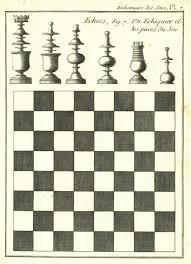 chess set at play