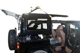 jeep wrangler top removal j barr jeep wrangler hardtop removal and storage system 4 door