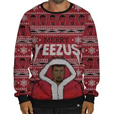 yeezus sweater merry yeezus sweatshirt