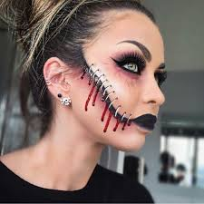 halloween makeup eva make up artist pinterest halloween