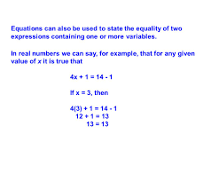 Solving One Step Equations Worksheets Multi Step Equations Variables On Both Sides
