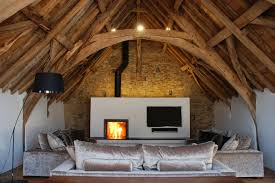 Barn Partnership Matthews Building Supply For A Rustic Living Room With A Lime