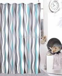 Gray And Teal Curtains Grey And Turquoise Curtains Teawing Co Throughout Prepossessing
