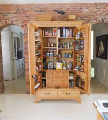 freestanding pantry freestanding pantry cabinet decor trends