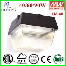 led gas station canopy lights manufacturers klcpsm090 s56 china ex proof led lights ip65 explosion proof gas