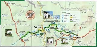 Map Of Seville Spain by Cycling The Via Verde De La Sierra Cadiz Seville
