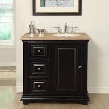 36 Inch Bathroom Vanity White Bathrooms Design L Inch Bathroom Vanity With Top Trevett For