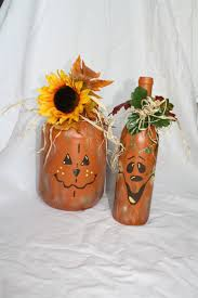halloween mason jar crafts best 25 fall wine bottles ideas on pinterest easy table