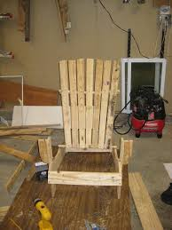 Wood Pallet Design Software Free Download by How To Build A Wooden Pallet Adirondack Chair Step By Step Tutorial