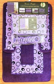 Bathroom Shower Curtain And Rug Set Cheap Black And Purple Bathroom Find Black And Purple Bathroom
