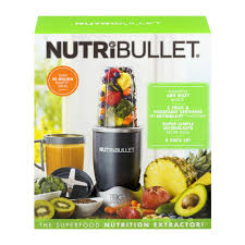 magic bullet nutribullet nutrition extraction 8 piece mixer