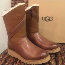ugg s belfair boots 52 ugg shoes ugg lorna chestnut boots from stefanie s