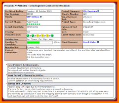 software development status report template software development status report template 2 professional and