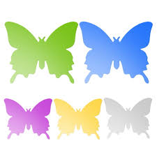 popular mirror wall sticker butterfly buy cheap mirror wall 12pcs 3d butterfly wall sticker 5 colors room paster mirror wall stickers home decor for living