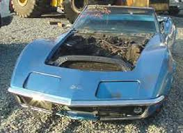 corvette salvage parts for sale 1960 corvette for sale 15 900 project cars for sale wrecked