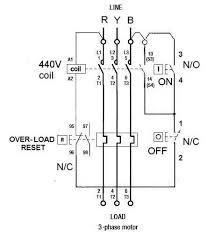 single phase dol motor wiring diagram wiring diagram