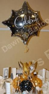 Happy New Year Table Decoration by Balloon Decoration Nottingham Photo Gallery Dawns Balloons 4 All