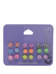 claires earrings s s colourful earrings at koovs ah the