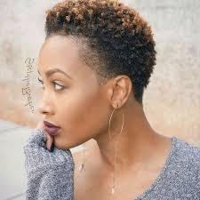 women haircut tapered neck behind ear 20 inspirations of black women natural short haircuts